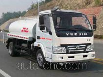 Yuejin NJ5082GSSDBFT sprinkler machine (water tank truck)