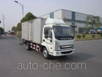 Yuejin NJ5082XXYDBFT box van truck
