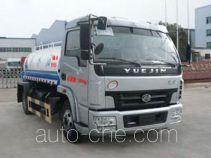 Yuejin NJ5100GSSDDJT sprinkler machine (water tank truck)