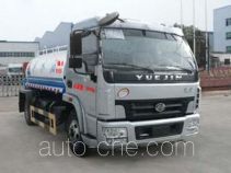 Yuejin NJ5100GSSDDJT sprinkler machine (water tank truck)