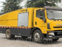 Changda NJ5123GQX sewer flusher truck