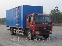 Yuejin NJ5130XXYDDPW4 box van truck