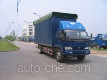Yuejin NJ5150P-DDPW soft top box van truck
