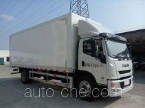 Yuejin wing van truck