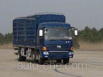 凌野牌NJ5250C-DAW1型仓栅式运输车