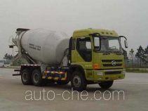 凌野牌NJ5250GJBC型混凝土搅拌运输车