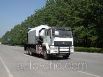 Changda thermal regenerative pavement repair truck