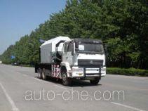 Changda NJ5250TRZYH thermal regenerative pavement repair truck