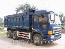 Lingye NJ5250ZLJ dump garbage truck