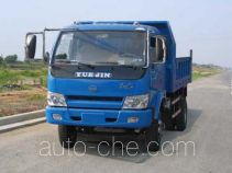 Yuejin NJ5815PD21 low-speed dump truck