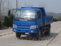 Yuejin low-speed dump truck
