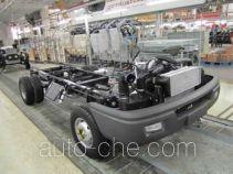 Iveco NJ6475AYCMZ MPV chassis