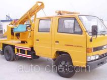 Xinchen NJJ5040TQX highway guardrail repair truck