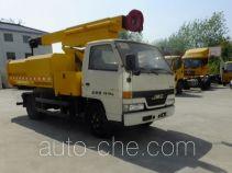 路鑫牌NJJ5061TWG型挖掏式管道疏通车