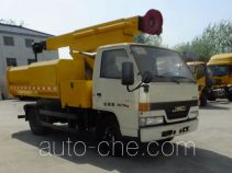 Luxin NJJ5061TWG dug out pipe dredge vehicle