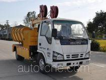 Luxin NJJ5070TQY dredging truck