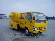 Luxin NJJ5073ZBS skip loader truck