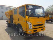 Luxin NJJ5075ZZZ self-loading garbage truck