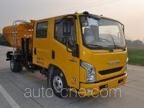 Luxin NJJ5076ZZZ5 self-loading garbage truck