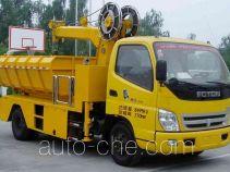 路鑫牌NJJ5081ZZDLJ型抓斗式垃圾车
