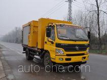 路鑫牌NJJ5120TXB5型沥青路面热再生修补车
