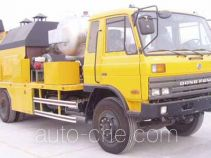 Xinchen NJJ5158TLZ scrap asphalt hot thermal recycling truck