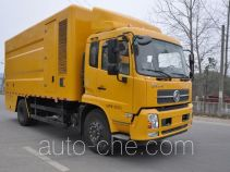 Luxin NJJ5160TCW5 sewage treatment vehicle
