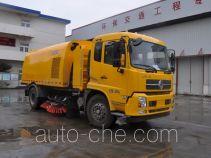 Luxin NJJ5162TSL5 подметально-уборочная машина