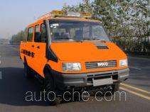 Yuhua NJK2055XGQ engineering rescue works vehicle