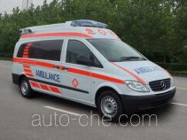 雨花牌NJK5030XJHA型救护车