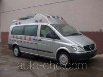 Yuhua NJK5030XZH command vehicle