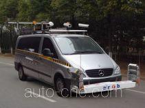 Yuhua NJK5031XJC inspection vehicle
