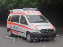 雨花牌NJK5031XJHH型救护车