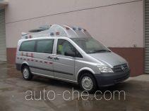 Yuhua NJK5031XZH command vehicle
