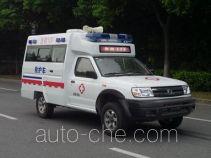雨花牌NJK5033XJH型救护车