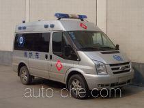 雨花牌NJK5038XJH3型救护车