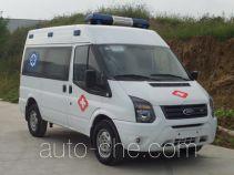 雨花牌NJK5038XJH5型救护车