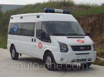 雨花牌NJK5038XJH6型救护车