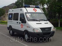 雨花牌NJK5040XJH5型救护车