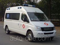 雨花牌NJK5040XJHS型救护车