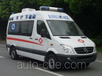 雨花牌NJK5042XJHD型救护车