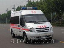 雨花牌NJK5048XJH4型救护车