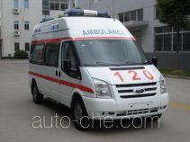 雨花牌NJK5048XJH4H型救护车