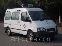 雨花牌NJK5048XJH5型救护车