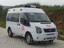 雨花牌NJK5048XJH65型救护车