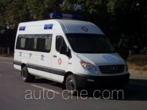雨花牌NJK5049XJH4型救护车