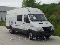 Yuhua NJK5054XBW insulated box van truck