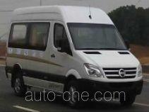 开沃牌NJL5040XDWBEV2型纯电动流动服务车