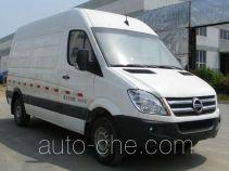 Kaiwo NJL5040XXY1 box van truck