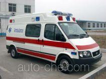 东宇牌NJL5042XJH型救护车